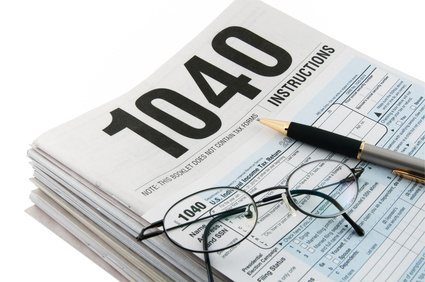 Image of Preparation of US Form 1040 & FBAR