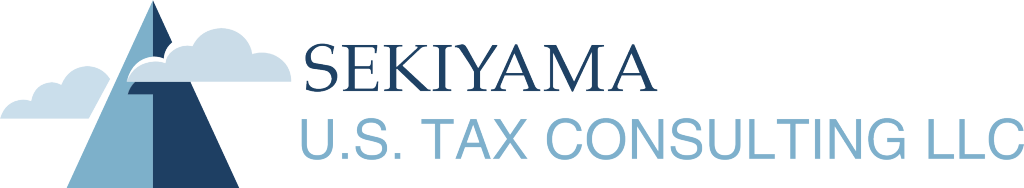 SEKIYAMA U.S. TAX CONSULTING LLC
